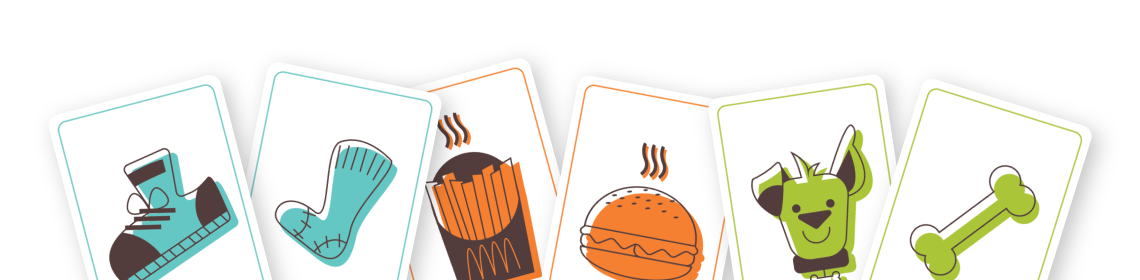 52 Pick-up Inc card game